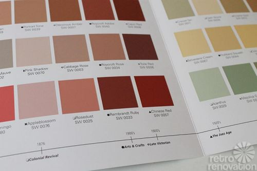 our secret to get paper swatches for all sherwin williams. Black Bedroom Furniture Sets. Home Design Ideas