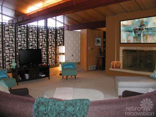 mahogany-fireplace