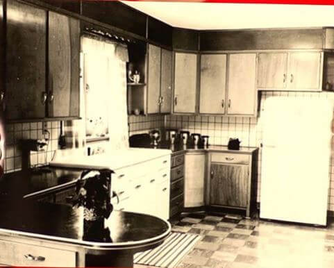 merillat kitchen 1940s