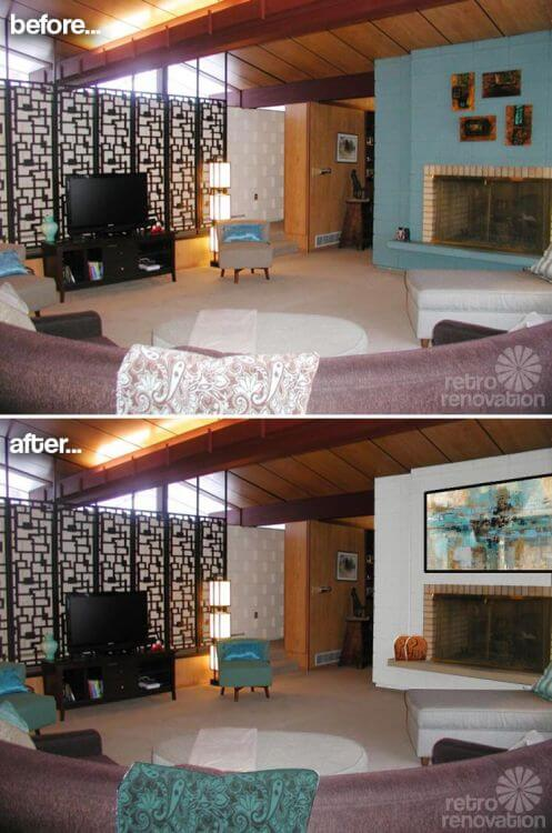 mid-century-living-room-befor-eafter