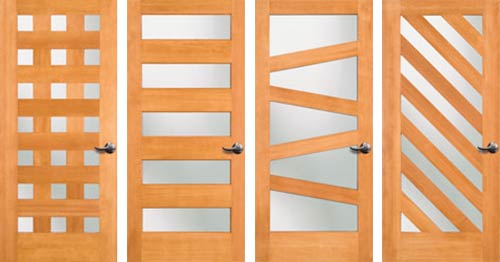 9 Mid Century Modern Exterior Door Styles From Simpson Doors Retro