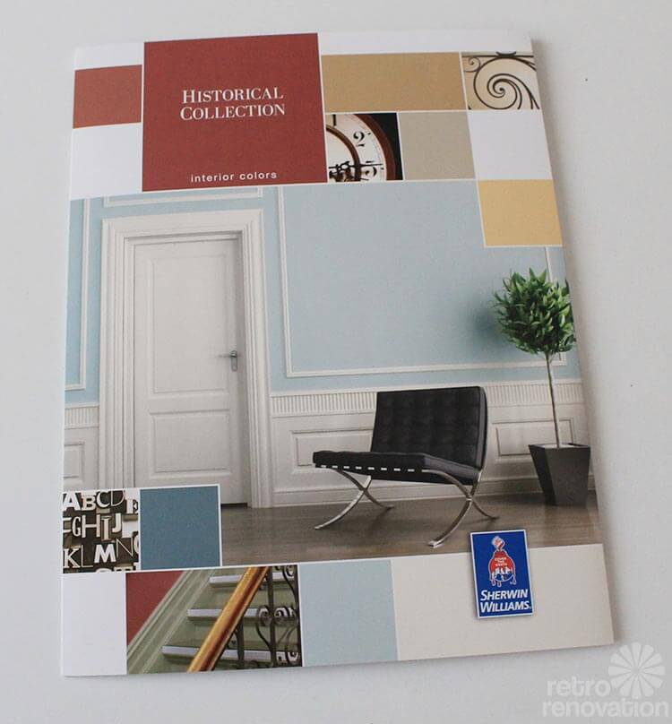 see the interior colors from the suburban modern collection in the current historical collections brochure - Modern Interior Paint Colors 2014