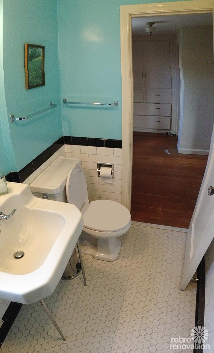 Amazing s vintage bathroom remodel