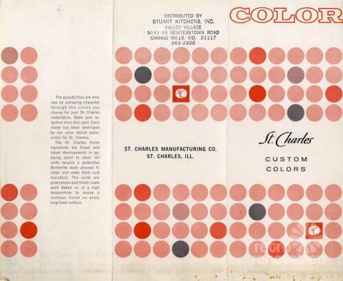 st. charles kitchens catalog
