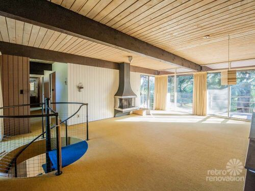 1958 portland time capsule house with lots of memories including a