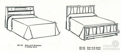 Vintage-Stanley-American-Forum-beds