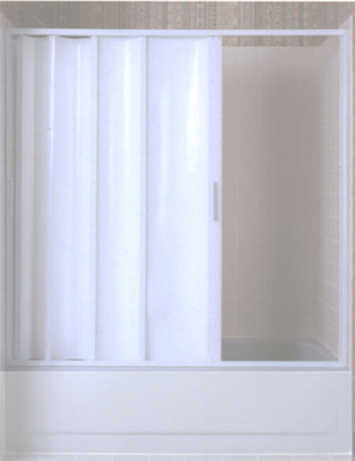 Delicieux Accordian Fold Shower Door