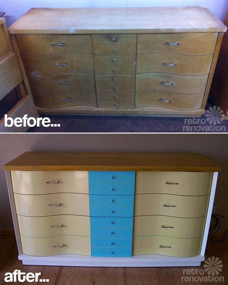 before-after-retro-blonde-dresser
