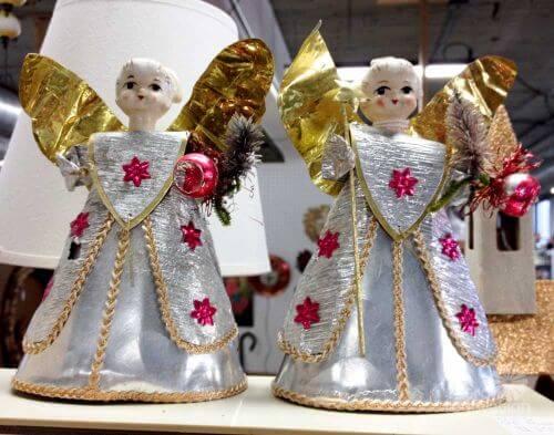 christma angels