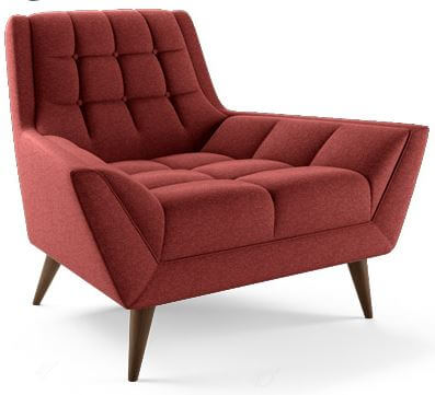 joybird furniture fitzgerald chair