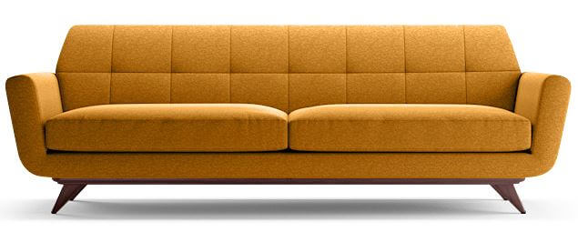 Joybird Hughes Sofa Find Mid Century Modern Furniture
