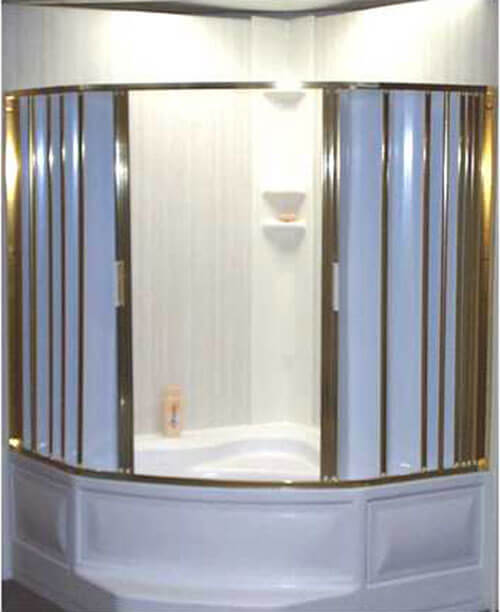 Exceptionnel Retro Shower Door