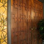 mid-century-asian-front-door