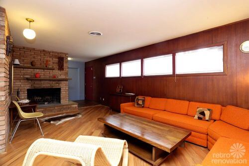 mid-century-fireplace