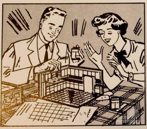 vintage kitchen planner ste