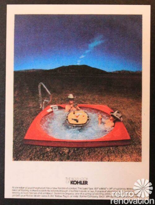 red-kohler-soaker-tub-ad