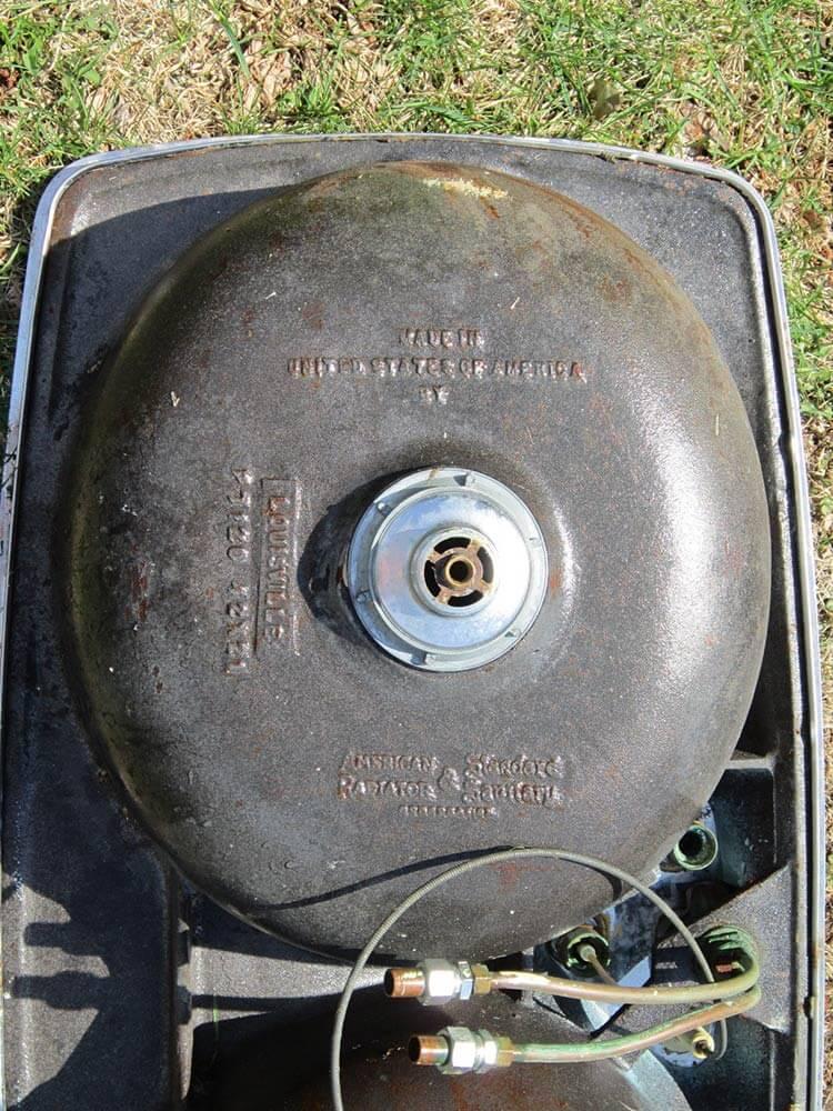 Wodd Wodder Woddest 1966 Aqua Porcelain Kitchen Sink With