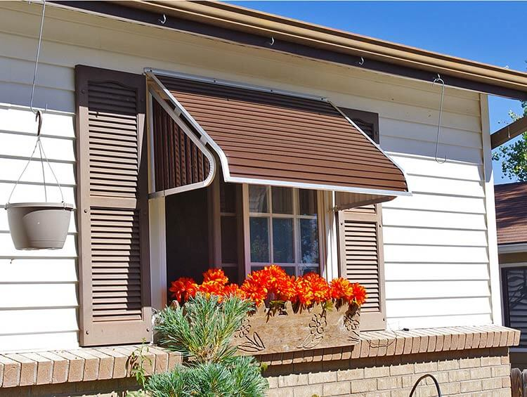House Awnings For Doors And Windows : We discover a new one stop source for different styles