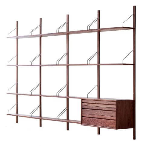Cadovius-walnut-wall-unit