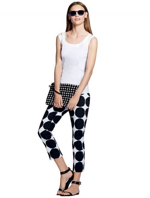 Marimekko-Unikko-pants