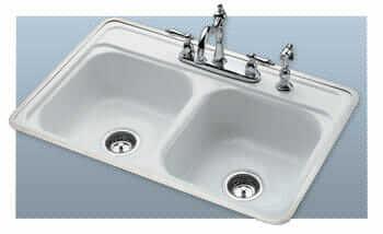 two affordable retro kitchen sinks 100 or less - Kitchen Sinks Photos