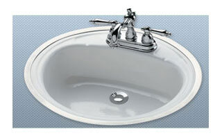 Popular  hudee rim sink retro