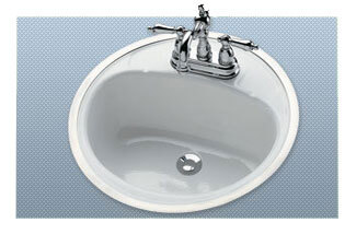 Affordable Retro Bathroom Sinks Two Hudee Ring Sinks