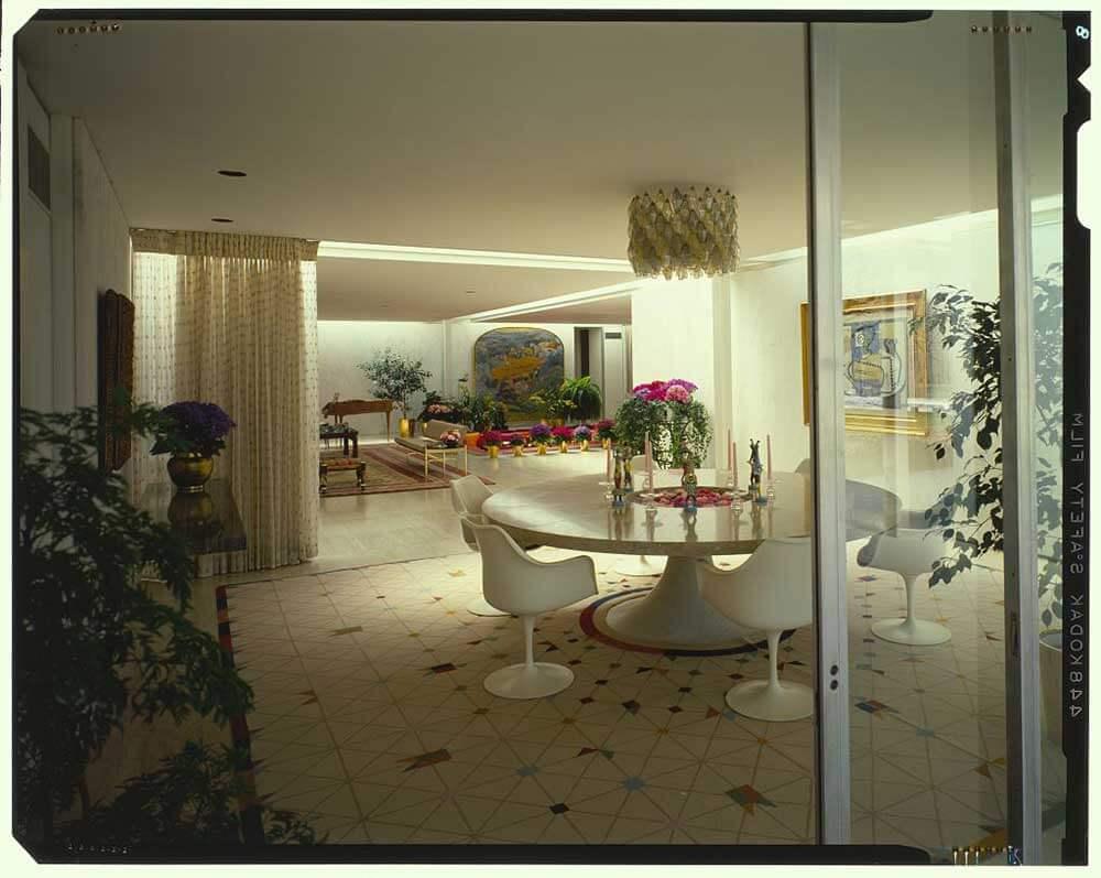 52 Balthazar Korab Photos Of The Miller House An Exceptional