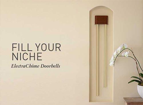 mid-century-doorbells - Vintage Long Chime Doorbells -