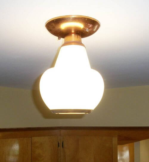 midcentury-ceiling-light-fixture