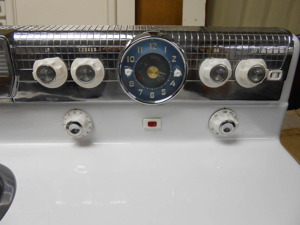 New Old Stock Westinghouse Dd 74 Range Discovered After