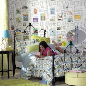 Graham & Brown wallpaper Frames-White