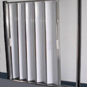 accordion-style-folding-shower-door
