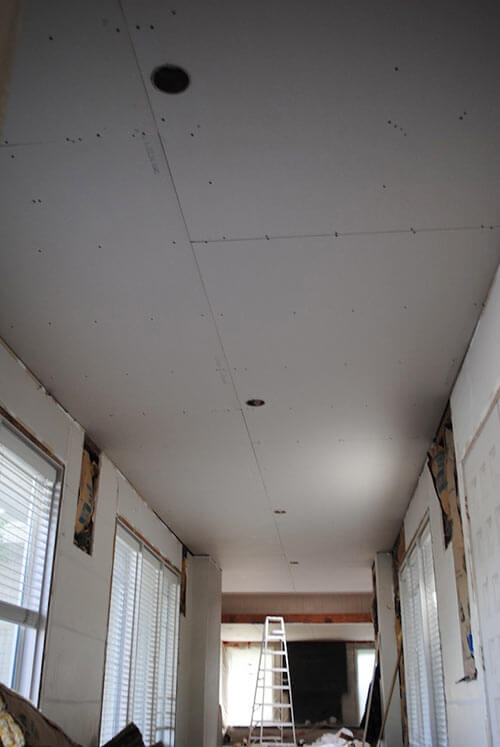 new-drywall-and-lights