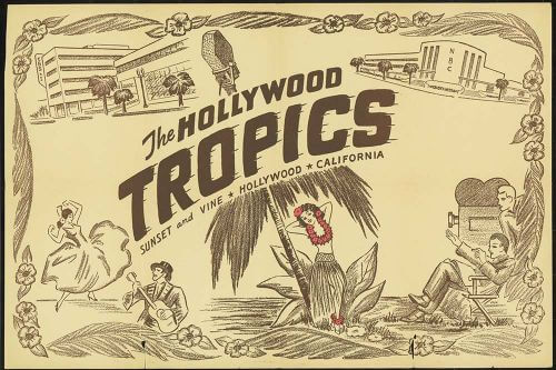 hollywood tropics