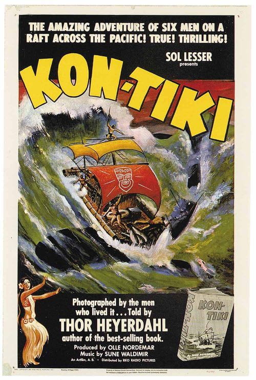 Kon Tiki movie poster