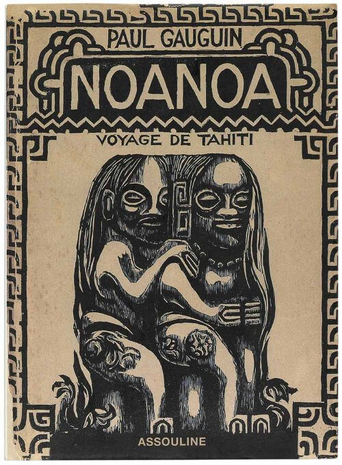 Gauguin Tahitian journal