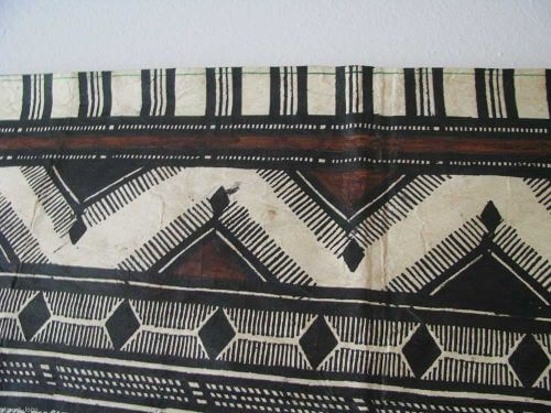 tapa-cloth