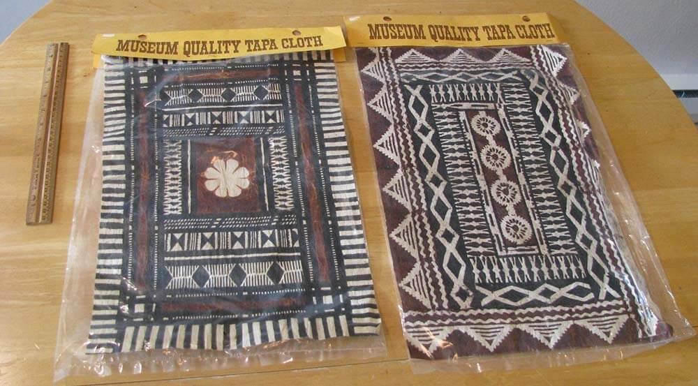 museum quality tapa cloth