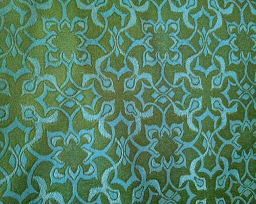 Vinyl Fabric For Vintage Kitchen Chairs