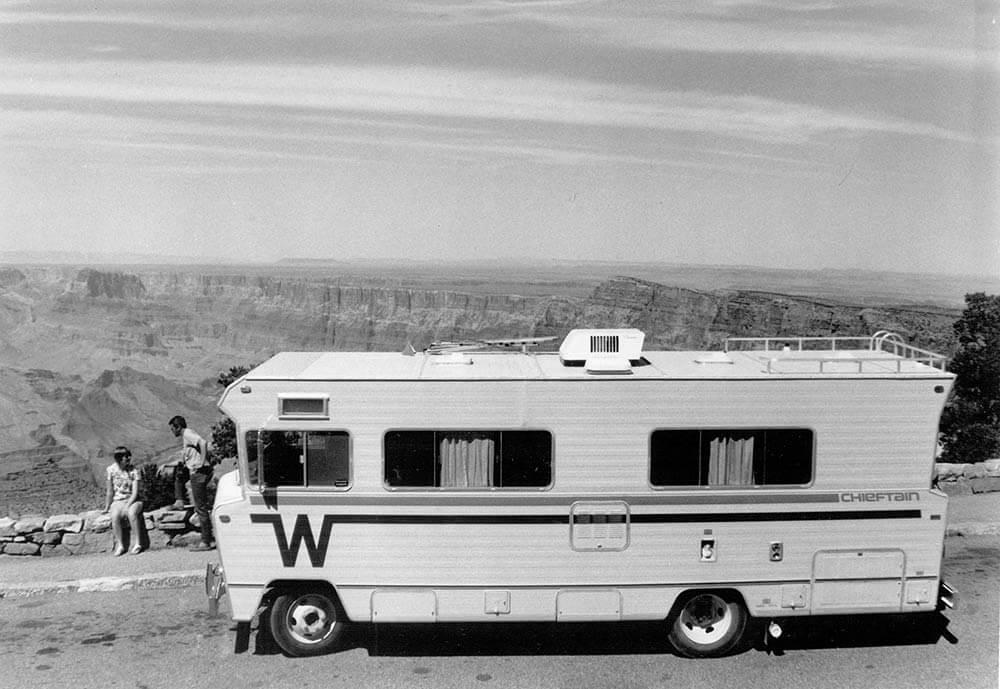 vintage winnebago brave