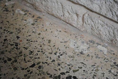 carpet-tack-damage-on-terrazzo-floor