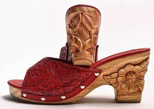 Tiki shoes