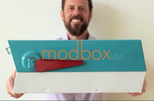 retro mailbox
