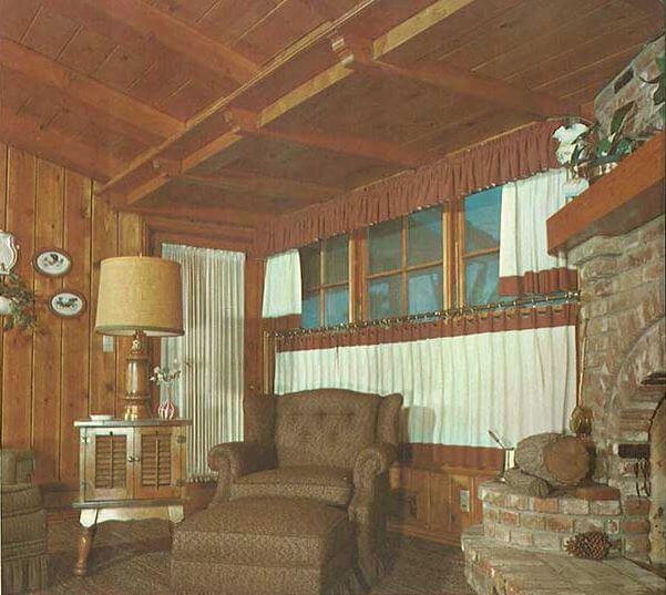 "70s Colonial American Furniture: ""Bicentennial Chic"""