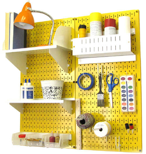 steel-pegboard-craft-organization