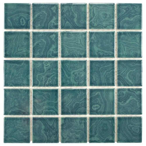 Merola tile Resort Palm green