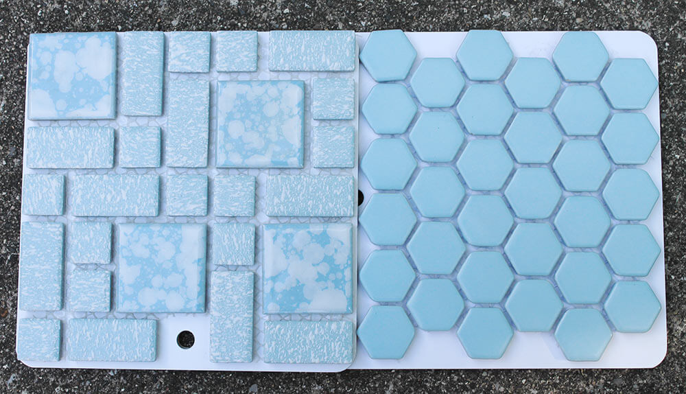 2 New Porcelain Hex Tile Floor Options For Your Vintage