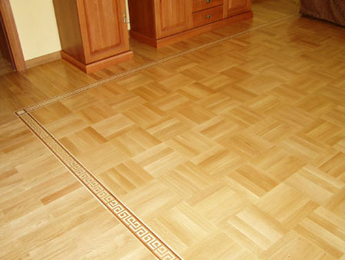 Fingerblock Parquet Flooring An Authentic Choice For Wood Floors - When was parquet flooring popular