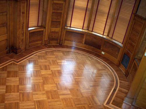 fingerblock parquet flooring - an authentic choice for wood floors